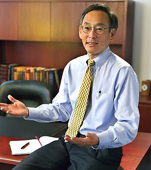 Steven Chu's Energy Miscalculations