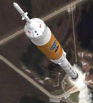 Ares_1_rocket