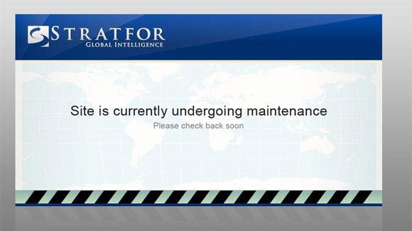 Stratfor_undergoing_maintenance