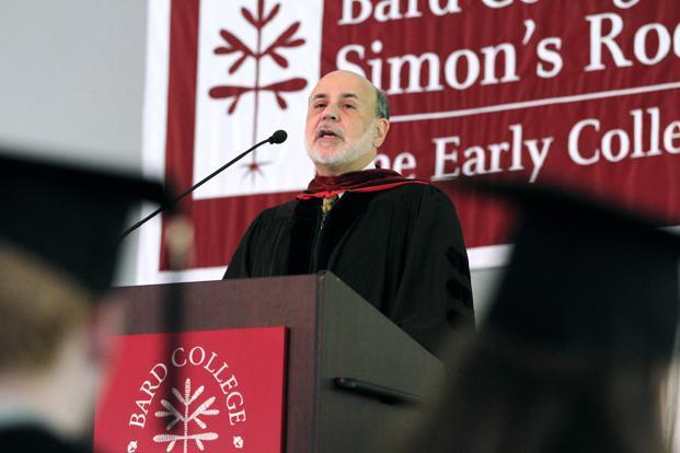 Bernanke_bard_college