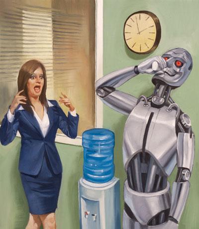 Robots_drum