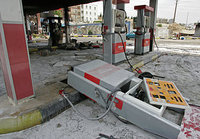 Iran_gas_station